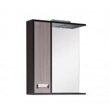 Зеркальный шкаф Onika ГАММА 58.01 левый