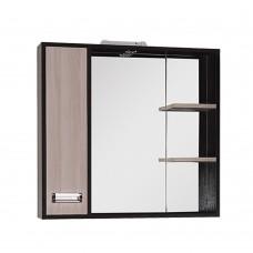 Зеркальный шкаф Onika ГАММА 75.01 левый