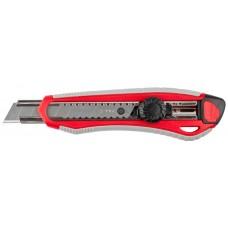 Нож с сегментированным лезвием, ЗУБР, МАСТЕР, 09158