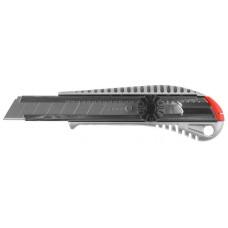 Нож с сегментированным лезвием, ЗУБР, МАСТЕР, 09172