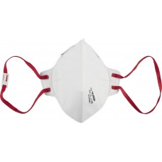 Полумаска фильтрующая плоская, многослойная, класс защиты FFP1., ЗУБР, МАСТЕР, 11165