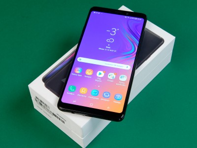 Price offensive: about Samsung Galaxy A10 and Galaxy A30 smartphones