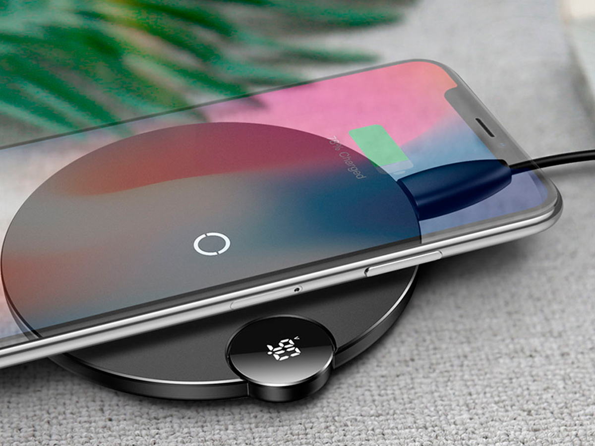 Review of Baseus Dual Wireless Charger: charging for two?