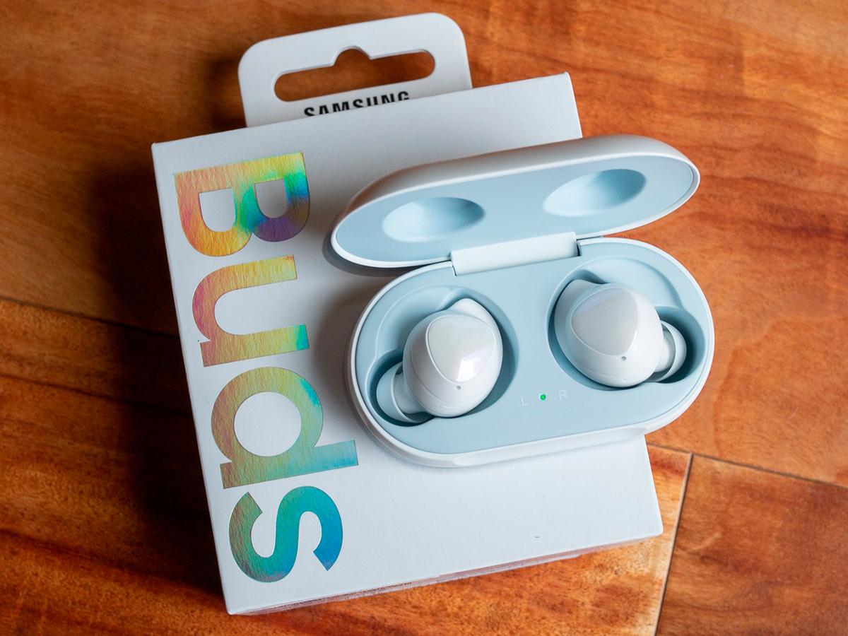 Samsung Galaxy Buds Wireless Headphones: Sound with you