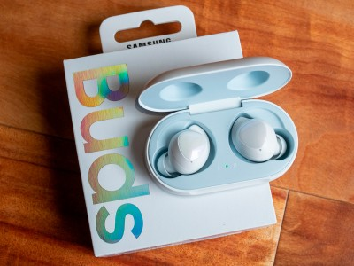 Samsung Galaxy Buds Wireless Headphones: Sound with you