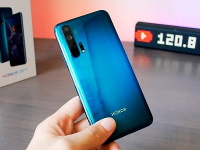 First Class Ticket: Honor 20 Smartphone Review